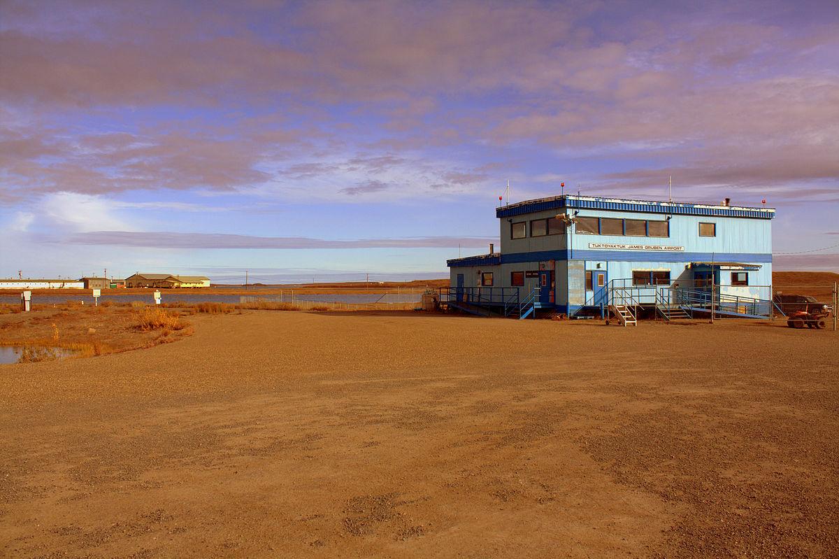 Tuktoyaktuk James Gruben Airport Wikipedia