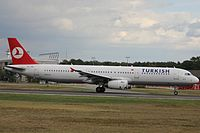 TC-JMI - A321 - Turkish Airlines