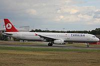 TC-JMI - A321 - Turkish Airlines
