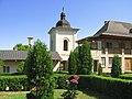 Turnul clopotniţă al Mănăstirii Hlincea1.jpg