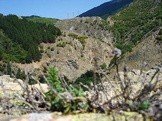 Tvarditsa, Sliven Province - Image: Tvardica balkan