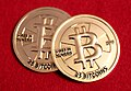 Two Casascius 25 BTC Gold Rounds by Gage Skidmore.jpg