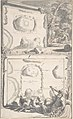 Two Maps of Ancient Rome with a River God and Romulus and Remus MET DP800333.jpg