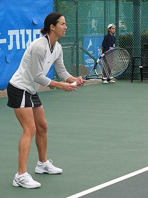 Tzipora Obziler - Image: Tzipora Obziler Israel tennis championship 2008