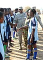 U.S., Botswana forces attend soccer game to promote HIV awareness (7751633632).jpg