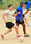 U.S., Senegalese service members build partnership through soccer 141125-A-UV471-005.jpg