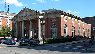 United States Post Office (Geneva, New York) United States historic place