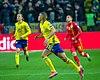 UEFA EURO qualifiers Sweden vs Romaina 20190323 Robin Quaison 26.jpg