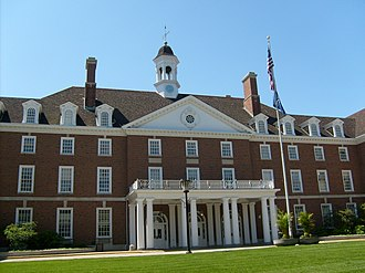 History of the University of Illinois at Urbana–Champaign - The Student Union Building called Illini Union