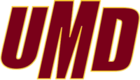 Minnesota–Duluth Bulldogs men's ice hockey athletic logo