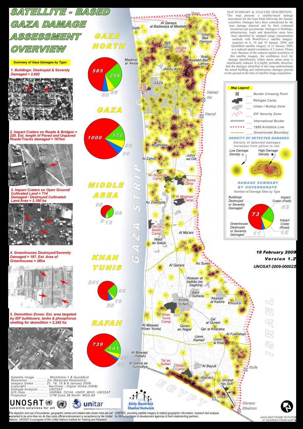 UNOSAT GazaStrip Damage Review 19Feb09 v3 Lowres