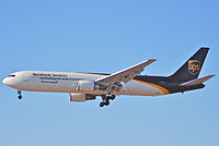 N302UP - B763 - UPS Airlines