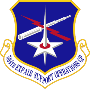 USAF - 504th Expeditionary Air Support Operations Group
