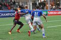 USO - Saracens - 20151213 - Jackson Wray and Neil de Kock facing Dug Codjo and Regis Lespinas.jpg