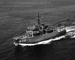 USS <i>Esteem</i> (AM-438)