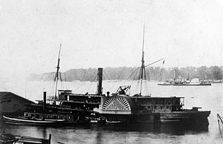 USS <i>General Bragg</i> (1851) ship