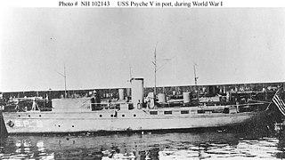 USS <i>Psyche V</i> (SP-9) United States patrol vessel