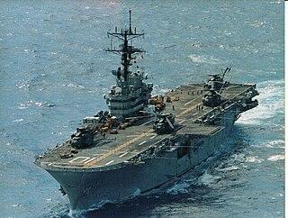 USS <i>Tripoli</i> (LPH-10)