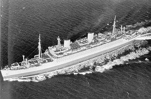 USS Wakefield AP-21