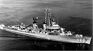 USS Waller (DD-466)