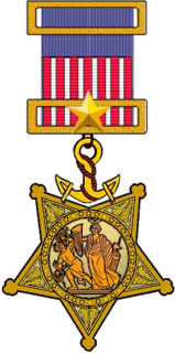 Clarence E. Sutton United States Marine Corps Medal of Honor recipient