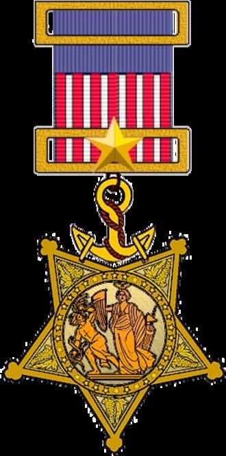 George E. Read - Civil War era Navy Medal of Honor