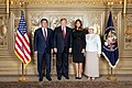 US President Trump with Kyrgyz President Jeenbekov.jpg