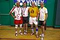 US Senior International Badminton Tourney (Miami) - MD70 Bronze - Vishvas & Owen def Heini & Wilfred16 & 17 (16442453607).jpg