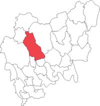 Ramnäs landskommune i Västmanlands amt