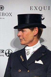 Ulla Salzgeber equestrian