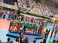 Unicaja Almería Campeones de la Copa del Rey 2010.JPG