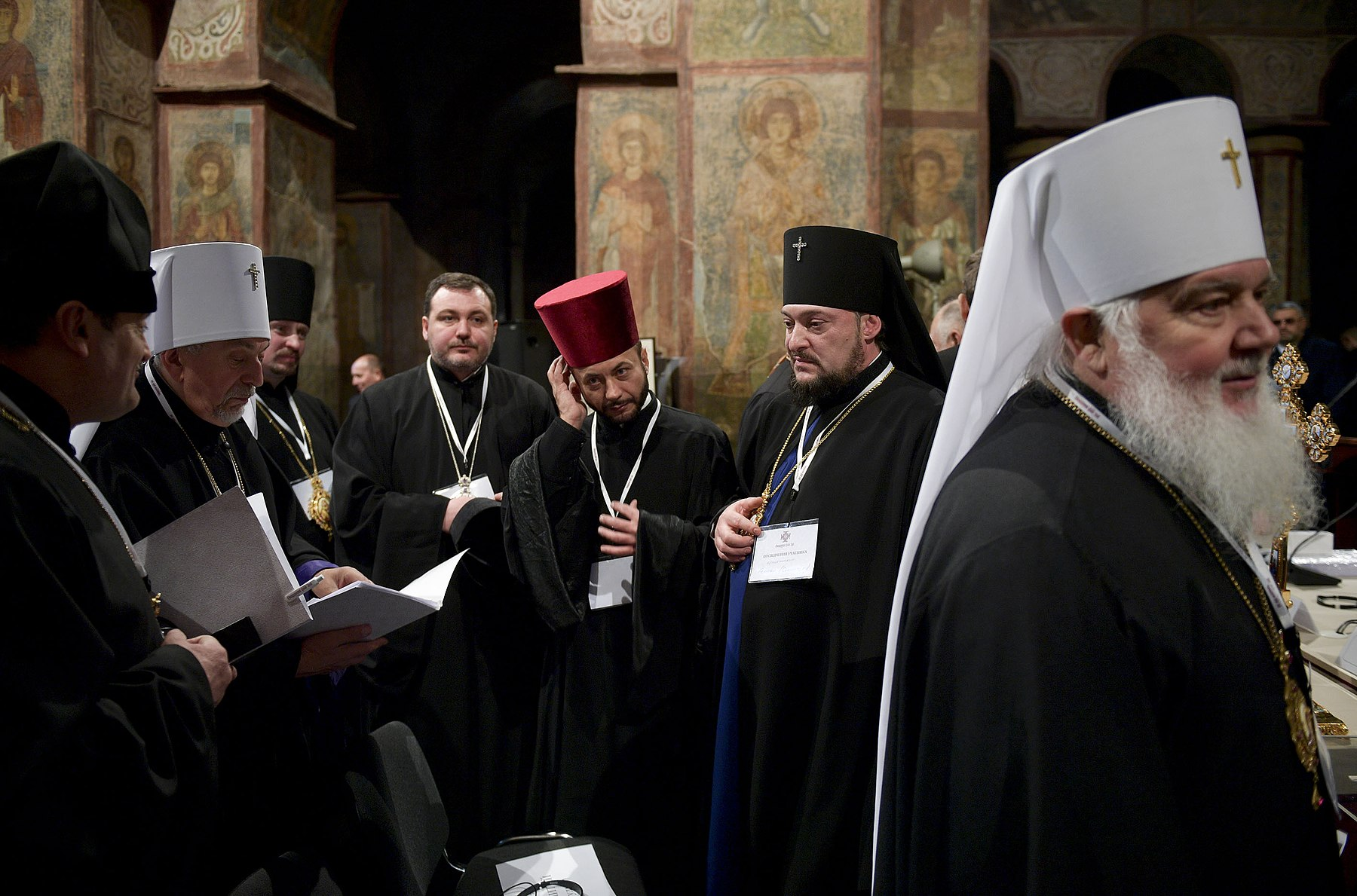 Unification council of Orthodox Church in Ukraine 80.jpg