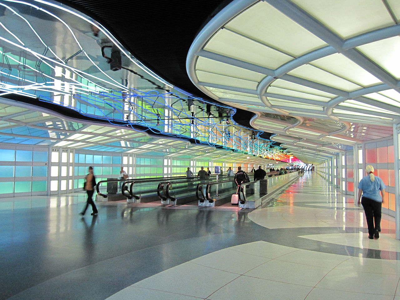 File Name Chicago Ohare Airport Ord Terminal3 Jpg Resolution 560 X