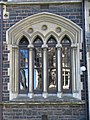 University of Otago Registry window, Dunedin, NZ.JPG