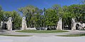 University of Saskatchewan Memorial Gates, College Dr, Saskatoon (505705) (26086715586).jpg