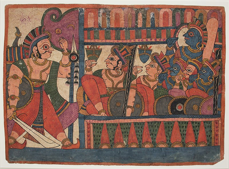 scientific dating of ramayana and mahabharata