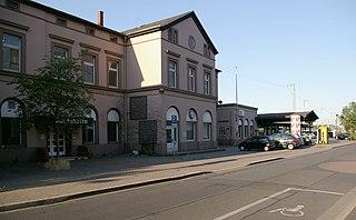 Unna station