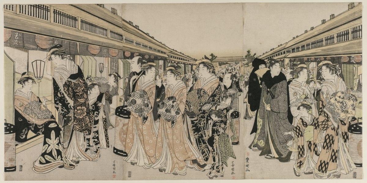 utagawa toyokuni - image 6