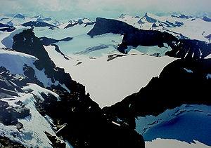 Jotunheimen - Image: Utsiktgald 1