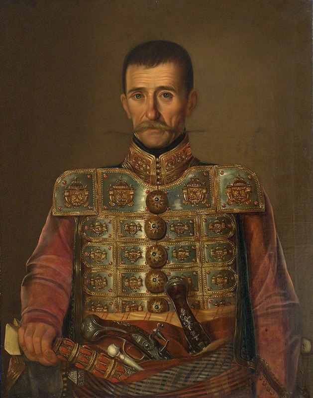 Uzun-Mirko Apostolović, Uroš Knežević