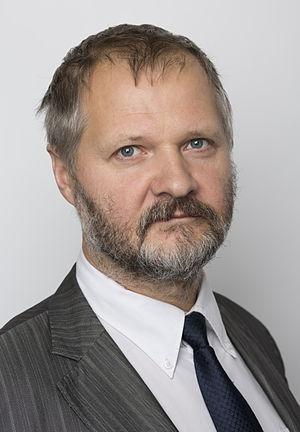 Václav Hampl - Image: Václav Hampl in 2014