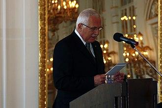 Václav Klaus - Václav Klaus 2009