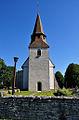 Vänge kyrka tornet Gotland Sverige.jpg