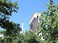 Věž kostela Nejsvětějšího Srdce Páně - panoramio.jpg