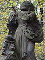 Větrov u Frýdlantu - socha svaté Máří Magdaleny (9).jpg