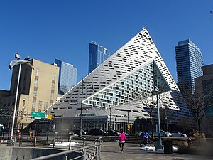 Bjarke Ingels Group - West 57 in New York