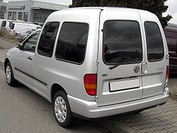 VW Caddy II rear 20090329.jpg