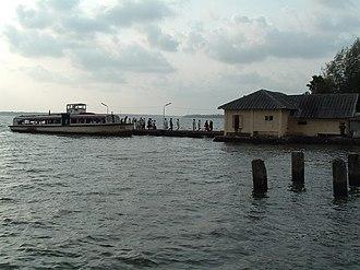 Vaikom - Vaikom boat jetty