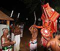 Vairajathan Theyyam, Kaniyil Koolom IMG 6881.jpg