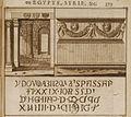 Vaisseau de marbre à tenir de l'eau Il a la forme d'un tombeau ou cercueil de pierre - Bruyn Cornelis De - 1714.jpg